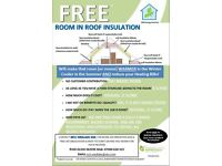 Free Room In Roof Insulation Through Government ECO Scheme