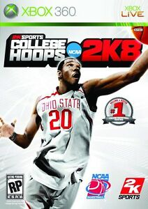 Xbox 360 College Hoops 2K8 -wanted