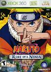 Naruto: Rise of a Ninja (Xbox 360) Morgen in huis!