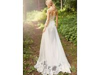 New wedding dress size 8 7560 - brand new item with labels