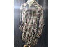 Stylish, Vintage, 100% wool, Henry Ballantyne of Scotland men's jacket