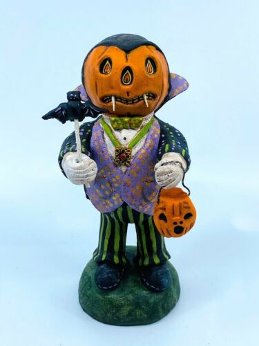 ESC Company: CR McClenning; Halloween Pumpkin; Dracula, Drack