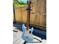 Ltd Edition Fender Stratocaster with Roasted Maple Neck and Fender Custom Shop Pickups