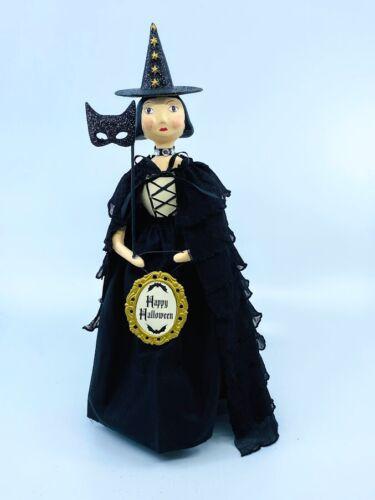 ESC Company: Heather Myers; Halloween: Witch, Esmerelda