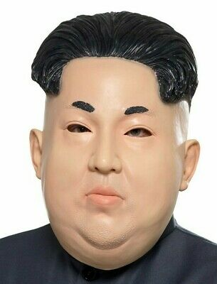 Most Realistic Halloween Costumes (Worlds Most Realistic Kim Jong Un