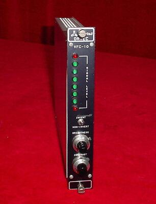 Egg Ortec Vfc-10 Nim Bin Module