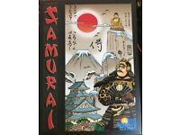 Samurai Board Game Reiner Knizia