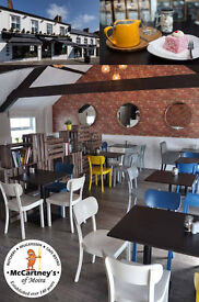 Part Time Waiting Staff - Fully Flexible 16 hours per week