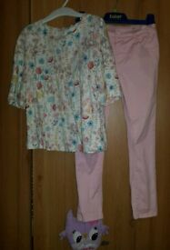 Girls Outfit 5-6yrs
