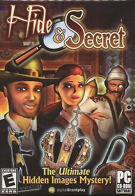 Hide   Secret Treasure Of The Ages Pc Games Window 10 8 7 Computer Hidden Object
