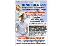 Mindfulness Meditation Course (10 weeks)