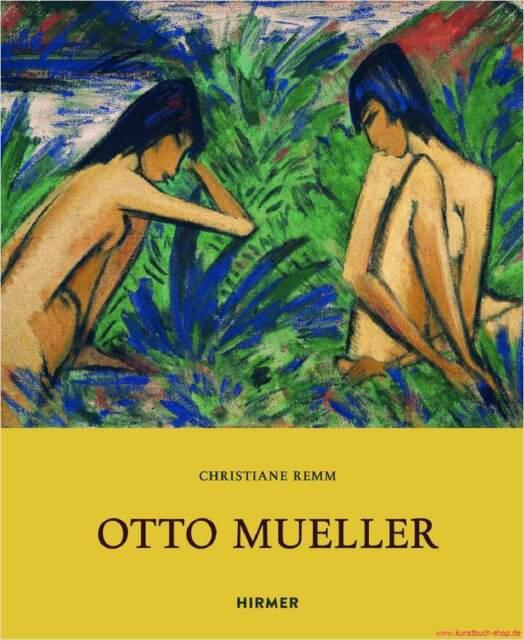 Fachbuch Otto Mueller, toller Einstieg in das Werk des Künstlers, NEU