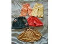 Bundle of girls 12-18month clothes