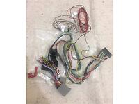 Parrot mki9100/mki9200/ck3200 power wiring