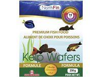 NorthFin Premium Fish Food - Kelp Wafers