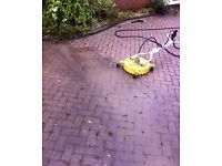 JET WASH AND GRASS CUTTING SERVICES