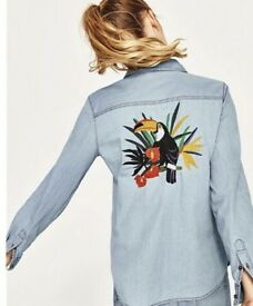 Zara Shirt Jeans Kakadu Bloggers Must Have