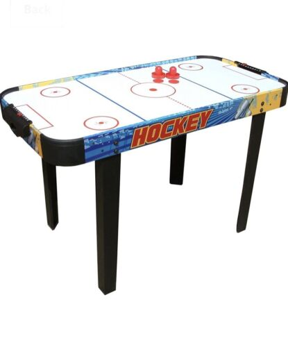 Mightymast Leisure 4ft WHIRLWIND Kids Electric Air Hockey Table