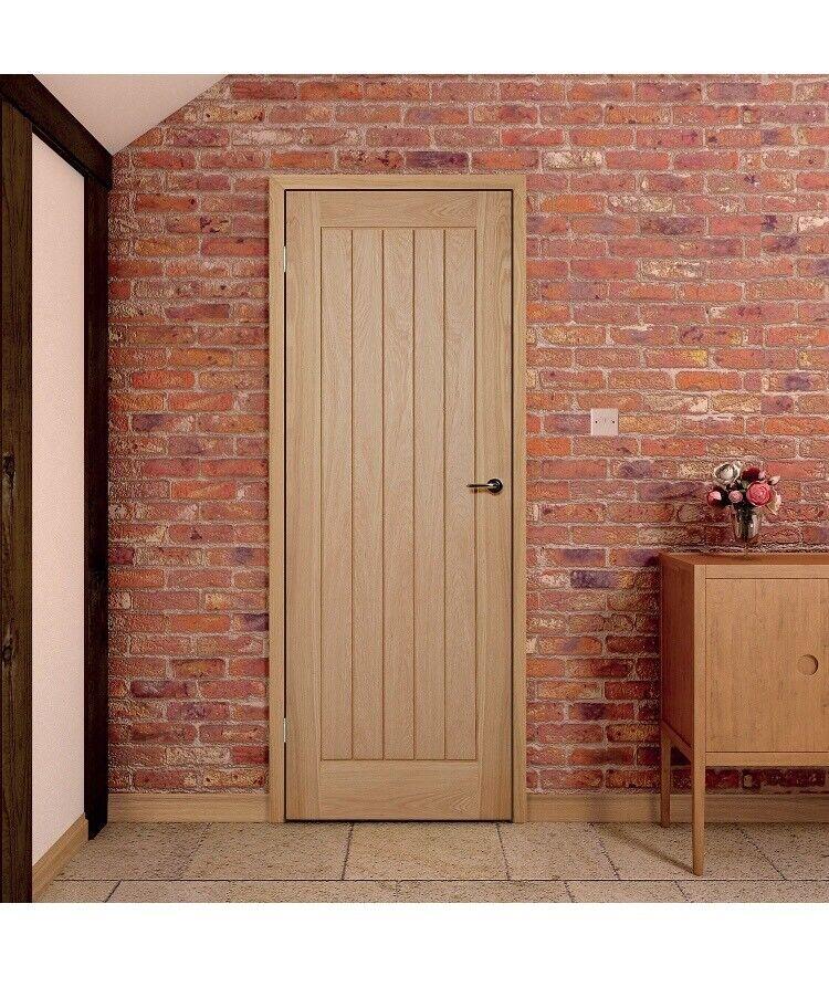 best service 1a0b8 6e38d Cottage Oak Veneer Internal Door Prefinished 1981 x 686 NEW | in Stockport,  Manchester | Gumtree
