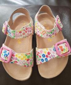 Brand new infant girls Next sandal size 5