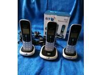 BT2200 nuisance call blocker trio