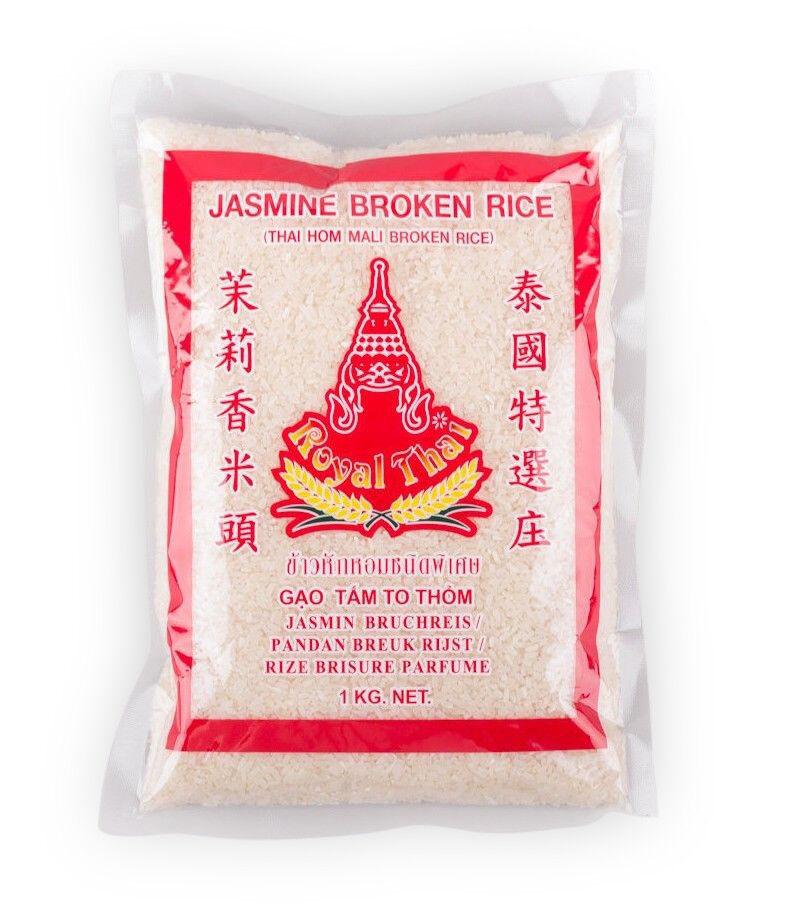 1kg ROYAL THAI PROFUMATO bruchreis riso con profumo di gelsomino THAILANDIA