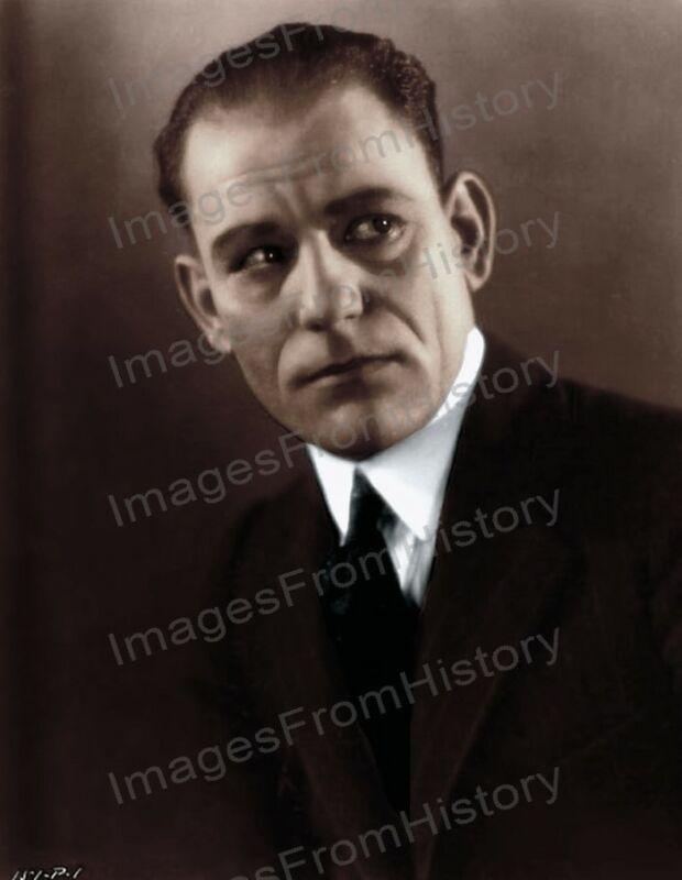 8x10 Print Lon Chaney MGM Portrait #LCCO