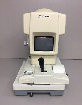Topcon Kr 7000p Auto Kerato-refractometer Topcon Kr 7000 P Kerato Refractometer