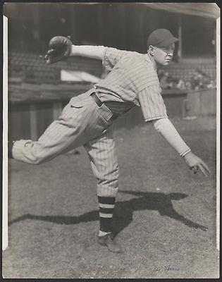1931 Orig 1St Gen Press Photo  Fay Thomas  Indians