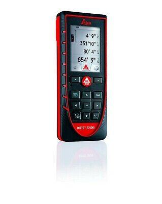 Leica Disto E7500i 660ft Bluetooth Laser Distance Measurer