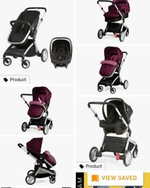 NEW mothercare roam