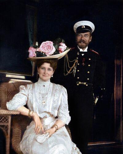 Czar Emperor Nicholas II of Russia 8X10 Photo Picture Image House of Romanov #13