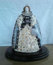 Queen Elizabeth 1 by Royal Worcester
