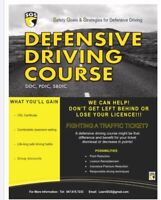 TRAFFIC VIOLATION N ??? Certified Defensive Driving Course $180