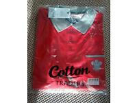 Cotton traders polo top size m