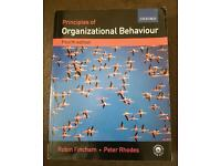 Principles of organizational behaivour forth edition Robert fincham and Peter Rhodes