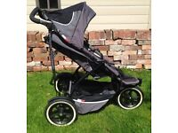 Phil and ted single used buggy . Pram . Pushchair
