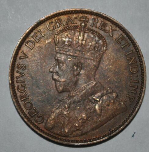 AU 1913 Canada 1 Cent (5274)