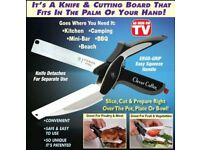 NEW CLEVER CUTTER / CHOPPING / SLICER