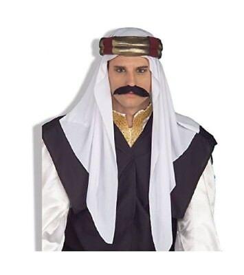 Arab Sheik Headpiece Costume Accessory Teen Adult](Arab Headpiece)
