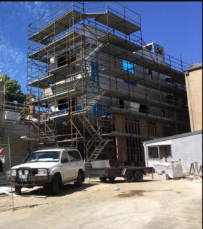 Scaffolding for Rent in Melbourne