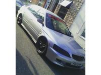 2001 Honda accord 1.8 VTEC sport with LPG gas conversion