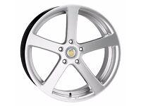 "19"" Cades Apollo 5x100 for VW Golf MK4, Bora, Audi TT MK1,"