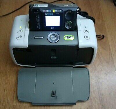 HP Photosmart 420 Photo Printer 10x15 USB Q6366A With Camera HP Photosmart M415 segunda mano  Embacar hacia Mexico
