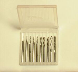 10-FRESE-ELICOIDALE-A-TESTA-RAGGIATA-2-TAGLIENTI-3mm-PER-MACCHINE-CNC