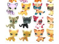 Wanted LPS figures