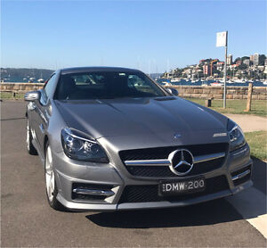 Mercedes Benz SLK250 Bronte Eastern Suburbs Preview