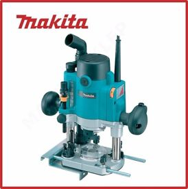 Makita RP1110C Plunge Router (8mm) 230/240volt Brand new.