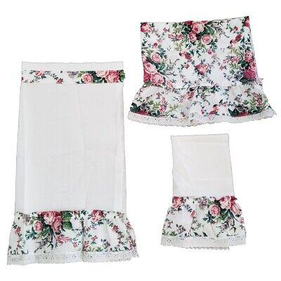 Cotton Lace Cafe Curtains