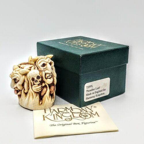 Harmony Kingdom paradise lost Demons Paradoxicals Series UK Box Figurine